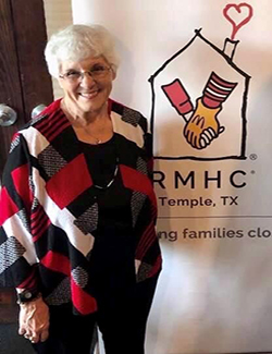 Adele Heath | RMHC Temple Weekend Manager